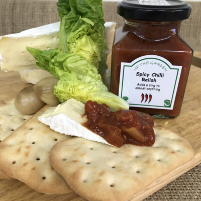 Spicy Chilli Relish